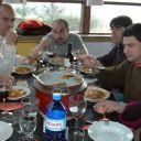 Olla Ferroviaria, Vino de Toro, Agua de Corconte,todo auténtico en La Cuchara de Olea, gracias Luis.