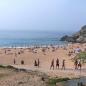 Playa de El Sable de Tagle