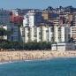 Playa Segunda del El Sardinero