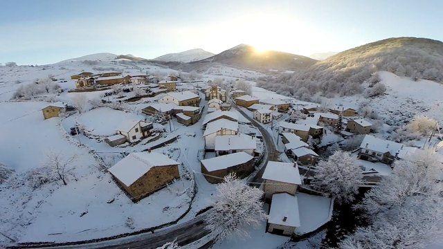 """Conoce el Valle del Nansa y Peñarrubia  """" Un territorio que te sorprenderá"""". A vista de dron"""