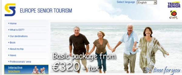 European Senior Tourism program.