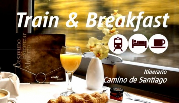 Train & Breakfast, by Renfe